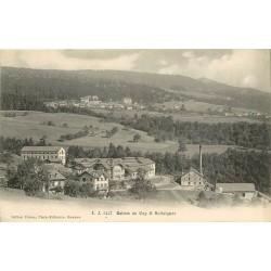 Vallorbe, Usines du Day près Vallorbe et Ballaigues