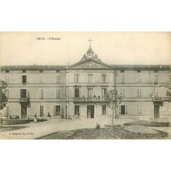 70 GRAY. L'Hôpital édition Bergeret