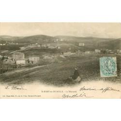 63 SAINT-REMY-SUR-DUROLLE. La Monnerie 1906