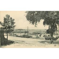 44 LE CROISIC. Le Port de Pêche