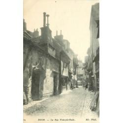 21 DIJON. Rue François Rude 1917