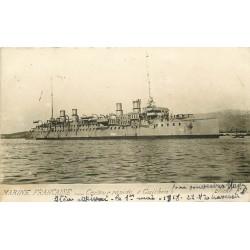 MARINE FRANCAISE. Croiseur rapide Guichen 1918