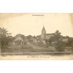 03 TRETEAU. Le Village 1925