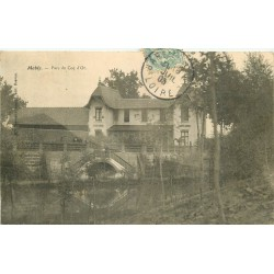 42 MABLY. Parc du Coq d'Or 1908