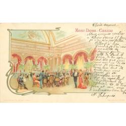63 LE MONT-DORE. Le Casino 1904. Impeccable éditions Papeterie du Globe