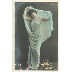 Spectacle Artistes. DE VERE à Marigny 1909. Photo Reutlinger