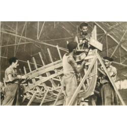 Les Chantiers de la Jeunesse par Pétain. La création d'un Bateau