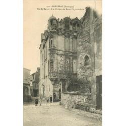 24 BERGERAC. Vieille maison dite Château Henri IV 1905