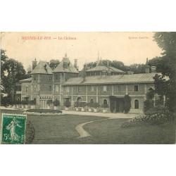 sur fortunapost.com 78 MESNIL-LE-ROI. Le Château 1908 carte postale ancienne