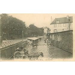 50 GRANVILLE. Les Lavoirs et le Boscq vers 1900