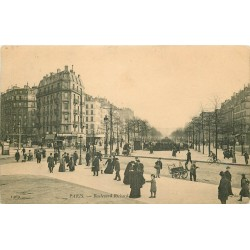 75 PARIS XI° Boulevard Richard Lenoir 1907