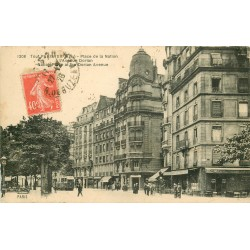 75 PARIS XII° Place de la Nation à l'Avenue Darlan 1926