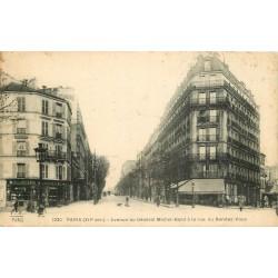 75 PARIS XII° Boulangerie Avenue Michel Bizot à la rue du Rendez-Vous 1928