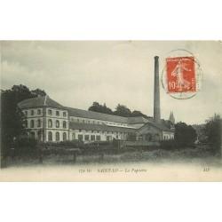 50 SAINT-LO. La Papeterie 1914