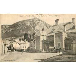 05 BRIANCON. Entrée de l'Usine à Sainte-Catherine 1914