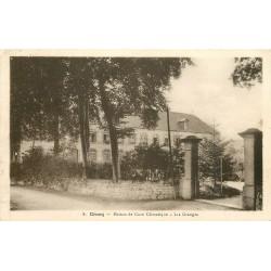 23 CROCQ. Les Granges Maison de Cure Climatique 1932