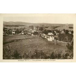 87 AMBAZAC. Le Village Route de Limoges.
