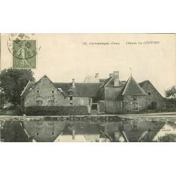 18 PREVERANGES. Château des Gouttes 1922