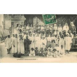 PARIS. L'Oasis Saharienne. Les Touaregs à Paris 1909
