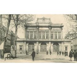 34 BEZIERS. Le Théâtre Municipal 1905