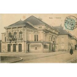 89 SENS. Le Théâtre 1906