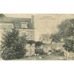 49 LE GUEDENIAU. Château du Vieux Boulay.