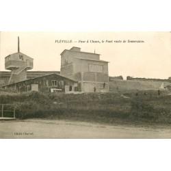 08 FLEVILLE. Four à Chaux, le Pont route de Somerance