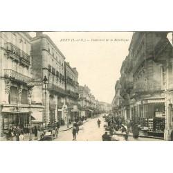 47 AGEN. Librairie Papeterie Boulevard de la République
