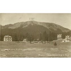 MORGINS. Hôtels Victoria et de la Forêt 1922