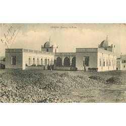 OUDJDA. Une Ecole au Maroc 1912