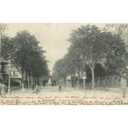 94 SAINT-MANDE. Avenue de la Tourelle 1904