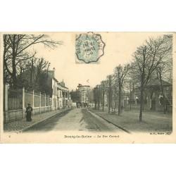 92 BOURG-LA-REINE. La Rue Carnot 1906