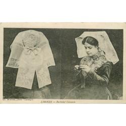 87 LIMOGES. Barbichet Limousin 1919 coiffe