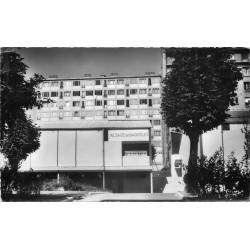 Cpm 93 BAGNOLET. Centre Sportif l'Alsace de Bagnolet. Pour Asnières 1964