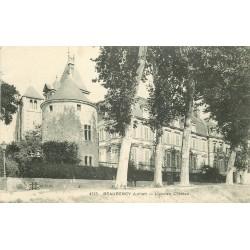 45 BEAUGENCY. L'ancien Château 1919. Colonie de vacances de Bois-Colombes