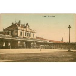 03 VICHY. La Gare