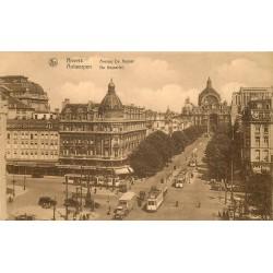 BELGIQUE. Avenue de Keyser à Anvers Antwerpen