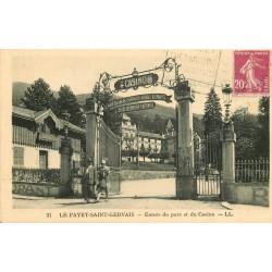 74 LE FAYET-SAINT-GERVAIS. Grand Hôtel de la Savoie
