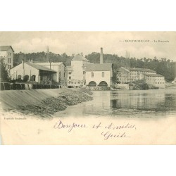 86 MONTMORILLON. La Brasserie 1904