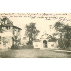 LANZO. Santuario della Madonna di Loreto. Torinese 1918