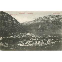 ARSIERO. Panorama 1917 tampon militaire