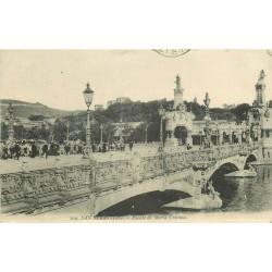 SAN SEBASTIAN. Puente de Maria Cristina 1911