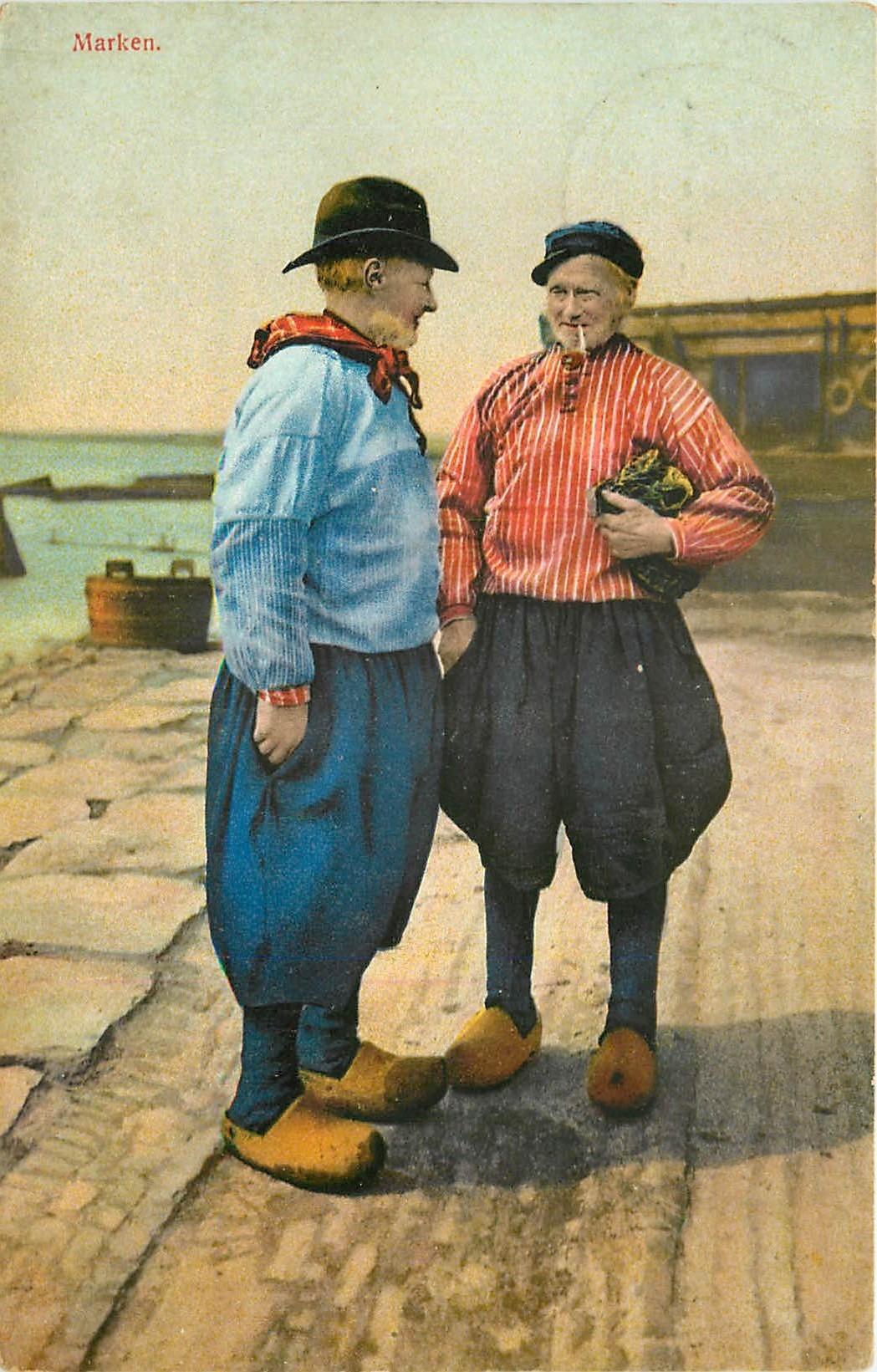 TILBURG. Marken 1911