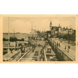 ANVERS ANTWERPEN. Le Steen et le Port