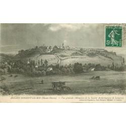 52 NOGENT-LE-ROI. Tiré d'une ancienne gravure 1912