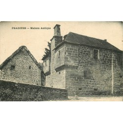 19 PRADINES. Maison Antique 1934