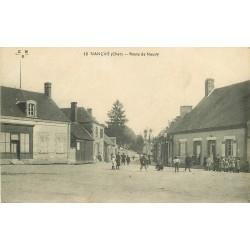 18 NANCAY. Route de Neuvy 1919