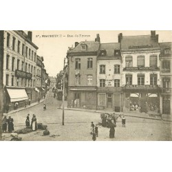 59 MAUBEUGE. Estaminet du Midi rue de France 1919