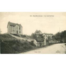 23 BASVILLE. Les trois Pavillons 1930