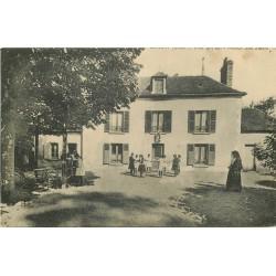18 BANNAY. Maison des Soeurs et Ecole des filles 1927